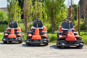 Protect Your Lawn Mowers with GPS Trackers