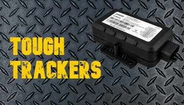 Tough Weather Resistant GPS Trackers For Construction, Landscaping