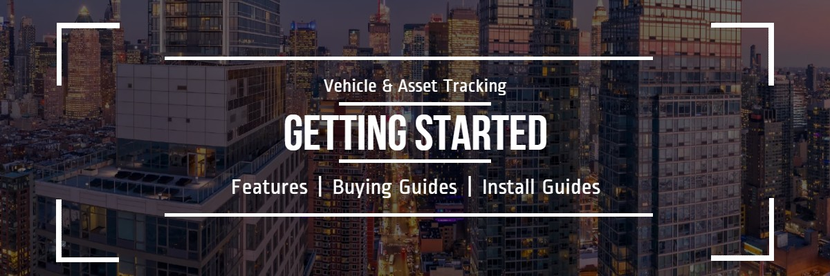 Getting Started GPS Tracking: All the details you need.