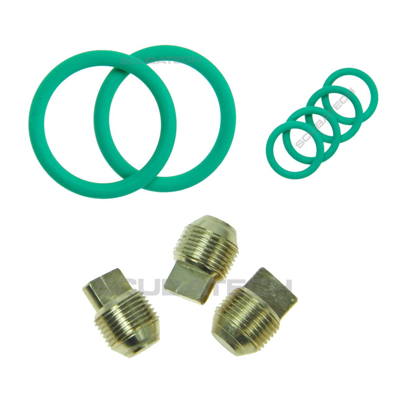 Tecline Servicekit voor manifolds