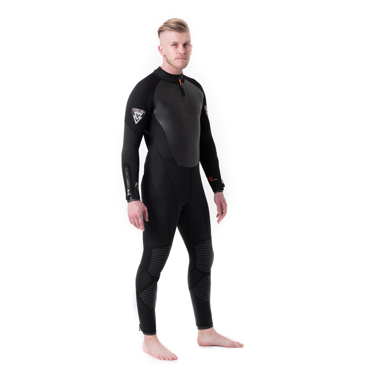 Tecline Proterm 7mm Wetsuit Overall