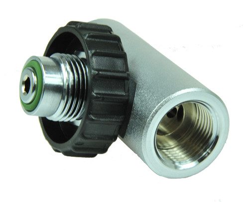 T-Adapter DIN 232bar naar DIN 2X232bar