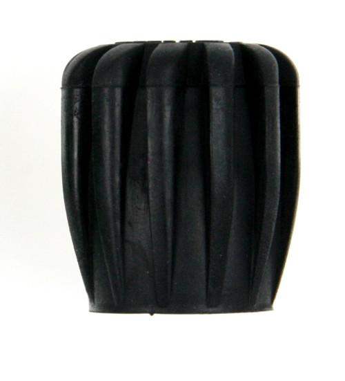 Draaiknop Zwart