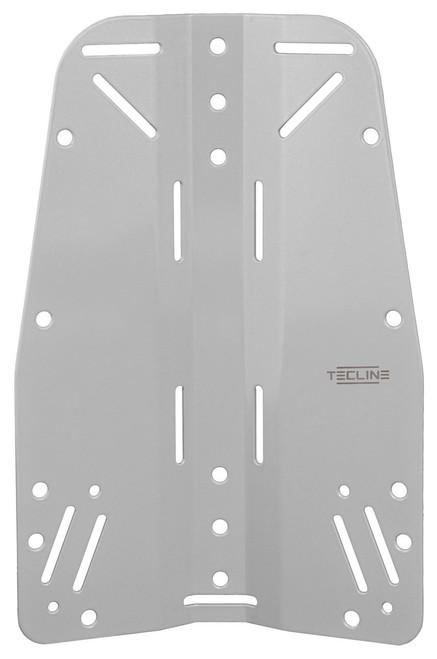Tecline Back plate RVS 6mm