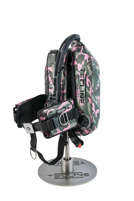 Tecline Set Peanut 16 Lady Camo