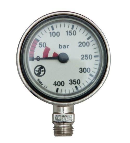 Tecline Manometer S-Tech Mini 52 mm 400bar