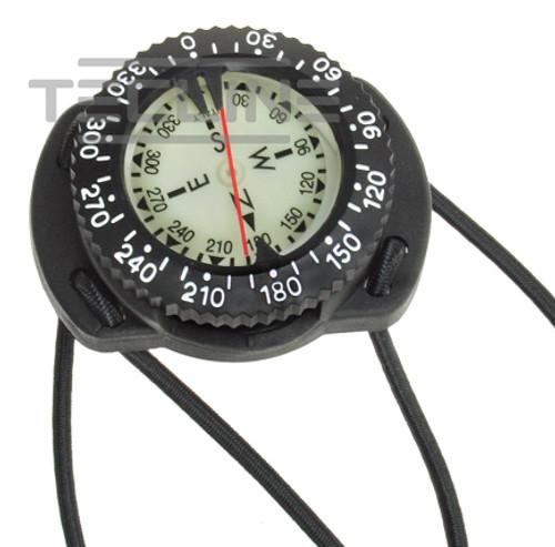 Tecline Kompas Tecline met Bungee Bevestiging