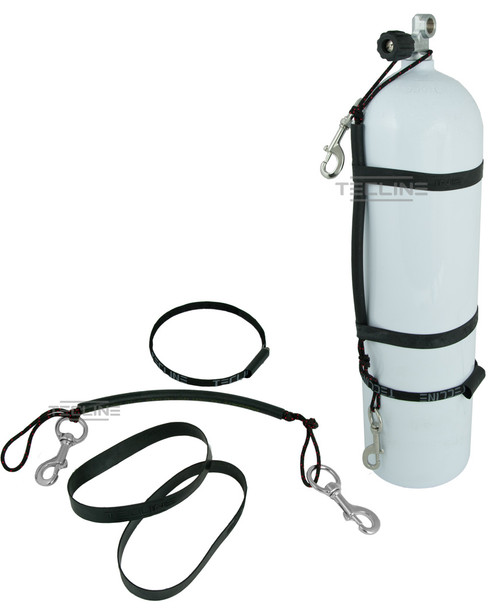 Tecline Stage Rigging Kit Rubber (Alle maten)