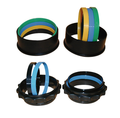 Complete Ringenset voor Drooghandschoenen en Sleeves