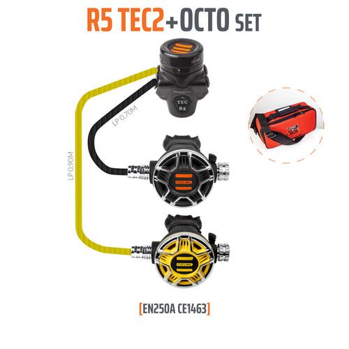 Tecline R 5 TEC2 + Octo