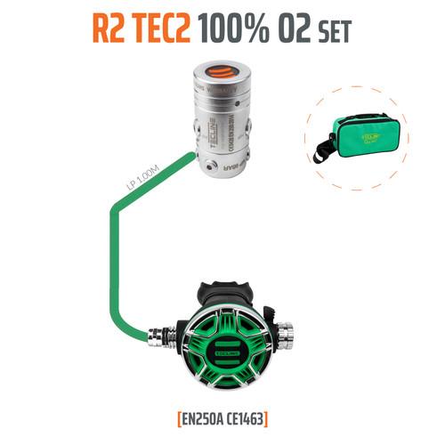Tecline R 2 TEC2 O² set M26