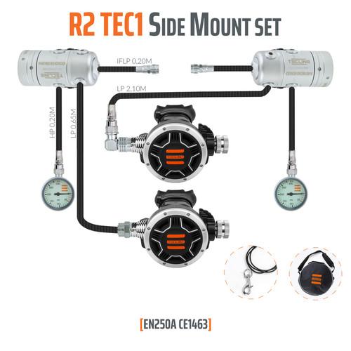 Tecline R 2 TEC1 Side Mount Set