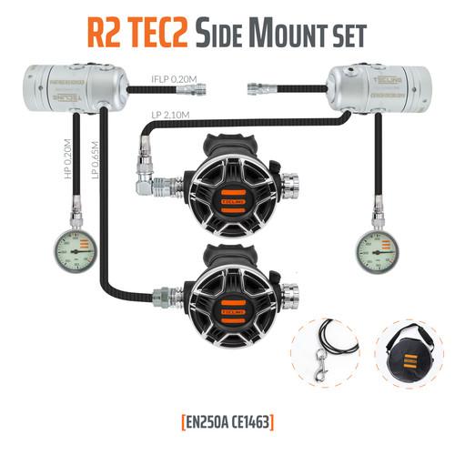 Tecline R 2 TEC2 Side Mount Set
