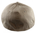 Flexfit Fitted Big Hats - Stone