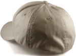 Big Head Flexfit Stone Hat Back