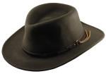 Indiana Jones Outback Felt Big Hats Left