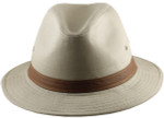 Cotton Safari Big Head Hats Front