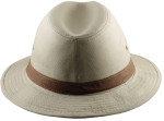 Cotton Safari Big Head Hats Back
