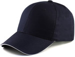Adjustable Baseball Big Hats - Navy
