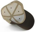 Big Trucker Hat Underneath