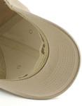 Big Hats for Big Heads Flexfit Khaki Visor