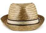 Tommy Bahama XXL Fedora for Big Heads Front