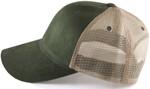 Big Hat Retro Trucker - Left