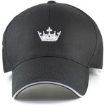 Big Head King's Crown Hat Front