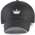Big Head King's Crown Hat Front