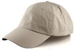 Adjustable Low-Profile Big Hats - Stone
