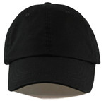 Adjustable Low-Profile Big Hats - Front
