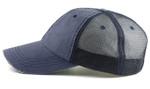 Vintage Low Profile Big Head Trucker Hats Left
