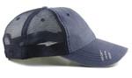 Vintage Low Profile Big Head Trucker Hats Right