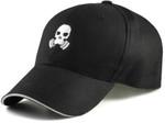 Gas Mask Skeleton Big Hat
