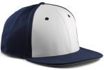 Sportflex XL/XXL Baseball Caps for Big Heads - Navy/White