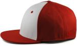 Red/white extra large baseball cap
