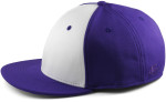 Sportflex XL/XXL Baseball Caps for Big Heads - Purple/White