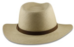 XXL Panama Hat Back