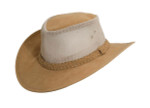 Soaker Hat for Big Heads - Tan