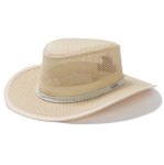 Stetson Safari Mesh Big Hat - Natural