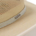 2 XL Large Safari Hats - Natural