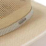 2 XL Large Safari Hats - Natural