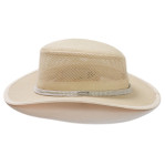 Wide Brim Hats for Large Heads - Natural