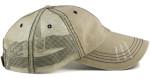 Vintage Low Profile Big Head Trucker Hats Side
