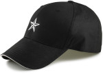 Nautical Star Snapback for Big Heads