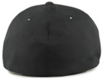 Fitted Hat Style - Black