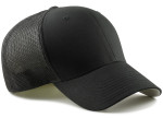 Trucker Hats for Big Heads - Black