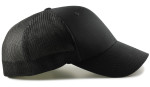 Big Trucker Hat - Black