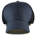 Trucker for Big Heads Front - Navy