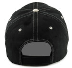 Adjustable Velcro Strap-Black